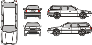 MAZDA-626-1991