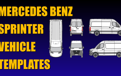 Wide Variety of Mercedes Benz Sprinter Vehicle Templates Available