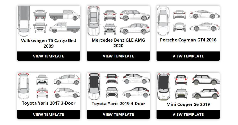 Vehicle Templates Added