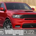 2018 Dodge Durango SRT Specs, Pricing & Release Date