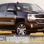 photograph of 2018 Chevrolet Silverado