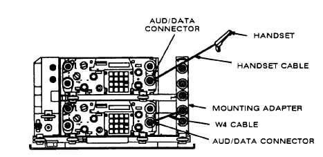 AUD/FILL (audio/fill) connector