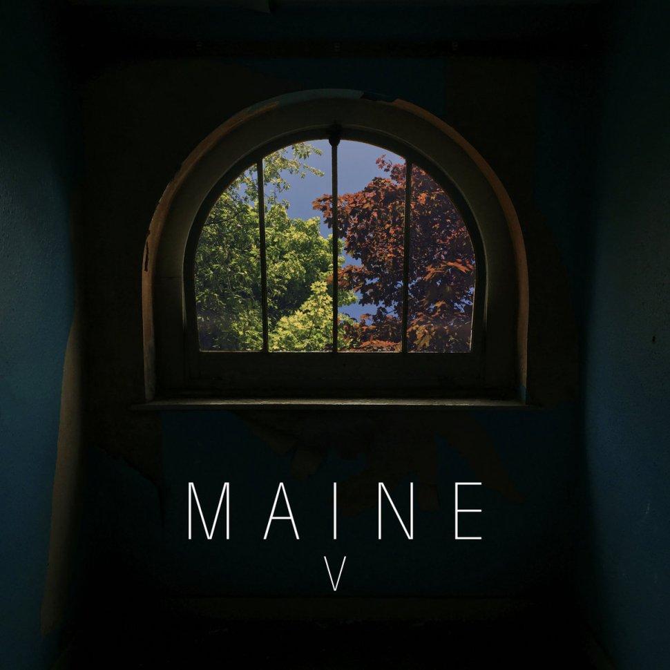 Maine V cover
