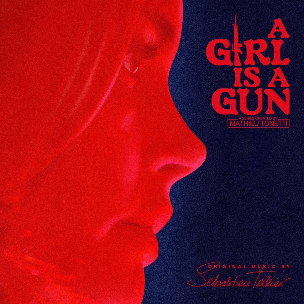 A Girl Is a Gun cover.