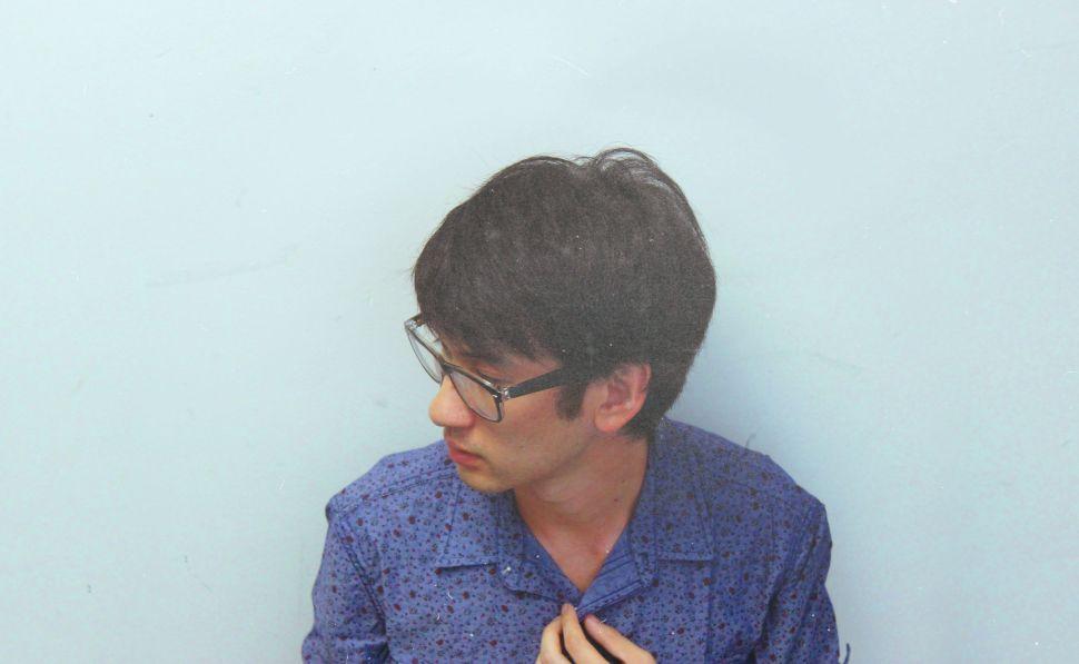 Composer Ariel Loh.