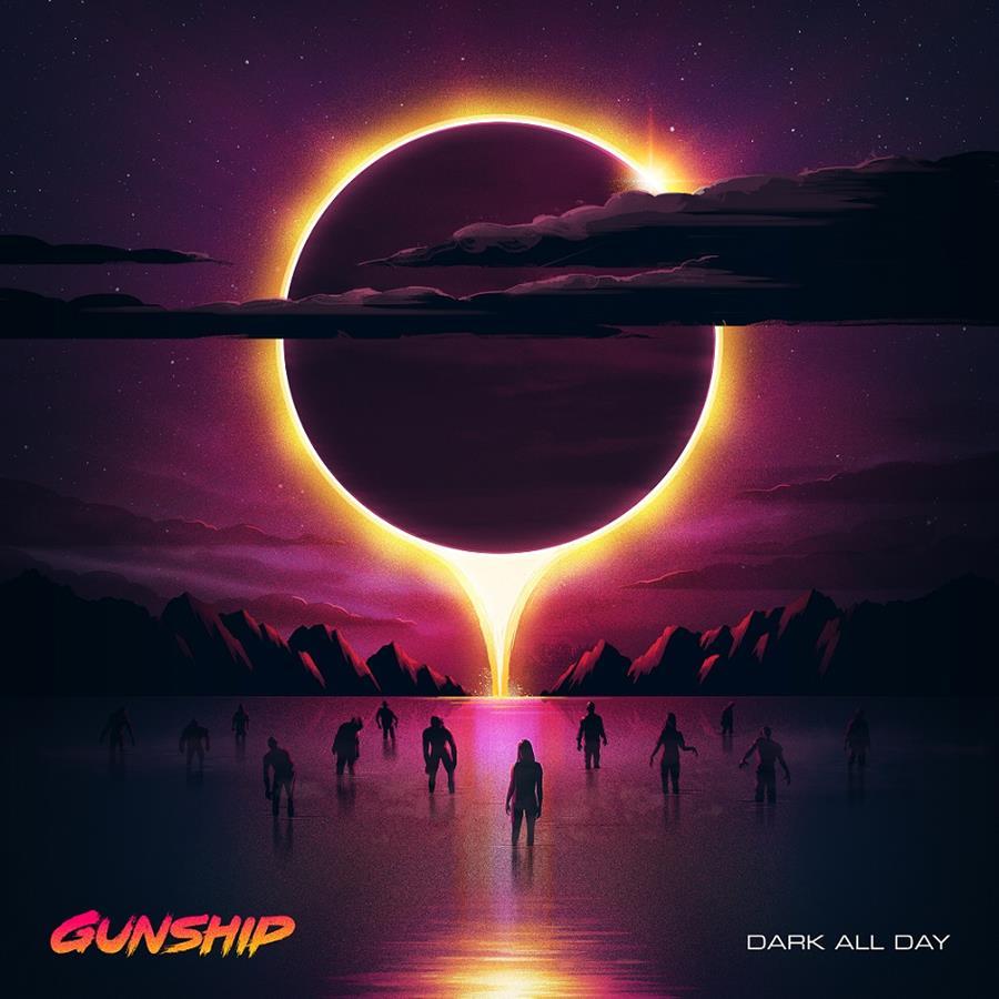GUNSHIP - Dark All Day - VIDEO & New LP | Vehlinggo