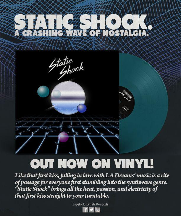 Lipstick Crush Records Brings Synthwave Classics to Vinyl | Vehlinggo