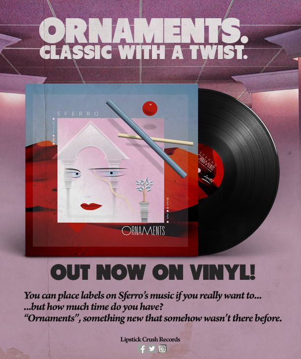 Lipstick Crush Records Brings Synthwave Classics To Vinyl