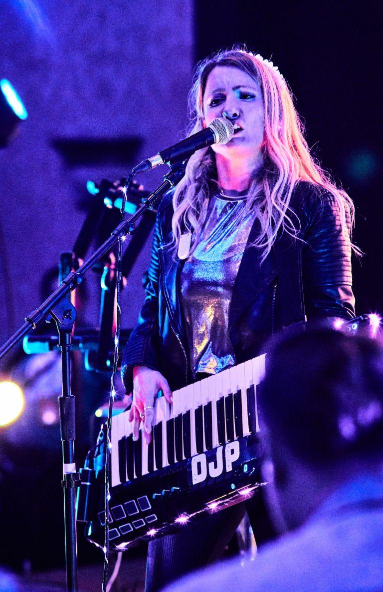 Dana Jean Phoenix at NEON on Sunday, Aug. 26. Photo by Andrew B. White.