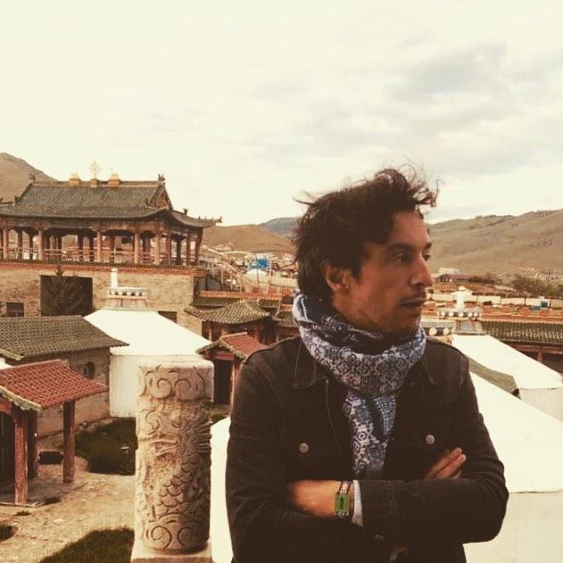 Anoraak Mongolia