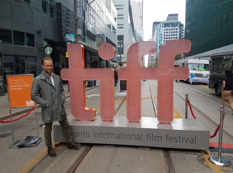 'Life Itself' composer Federico Jusid at TIFF.
