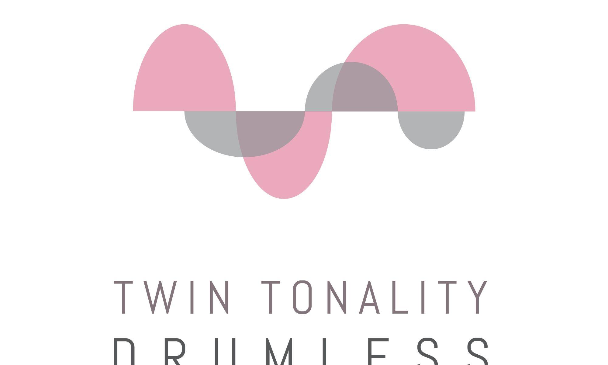 twin tonality drumless