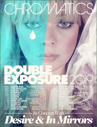 chromatics tour 2019