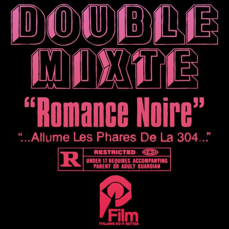 double mixte - romance noire