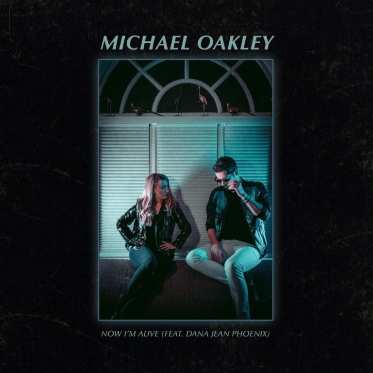 Michael Oakley and Dana Jean Phoenix.