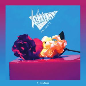 vehlinggo 5th anniversary compilation cover