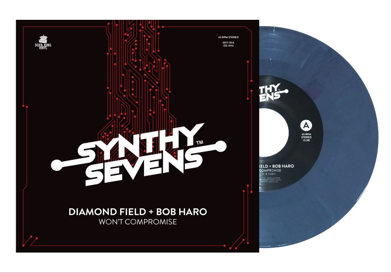 synthy sevens diamond field bob haro