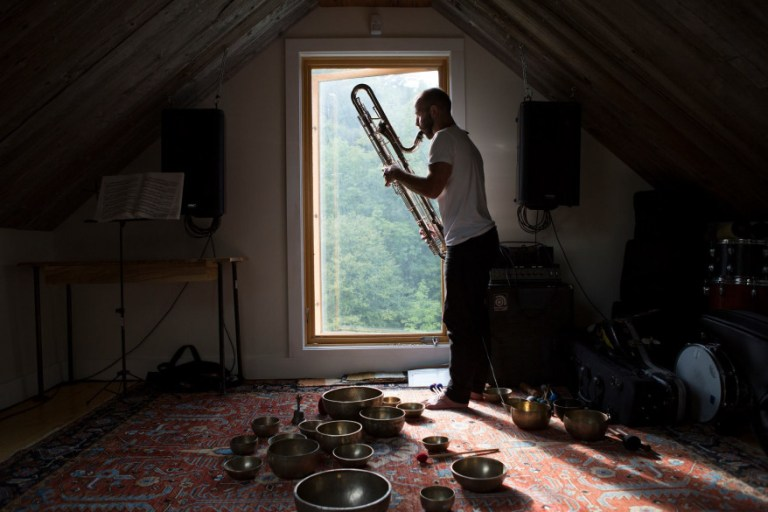 colin stetson color out of space interview photo