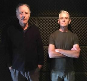 Tim Norfolk and Bob Locke
