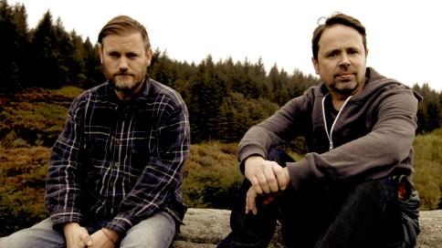 Geoff Barrow and Ben Salisbury