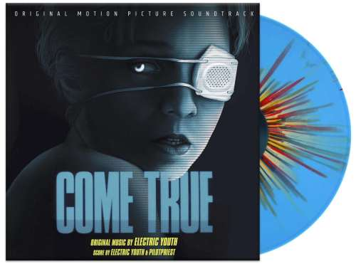 come true soundtrack vinyl electric youth pilotpriest