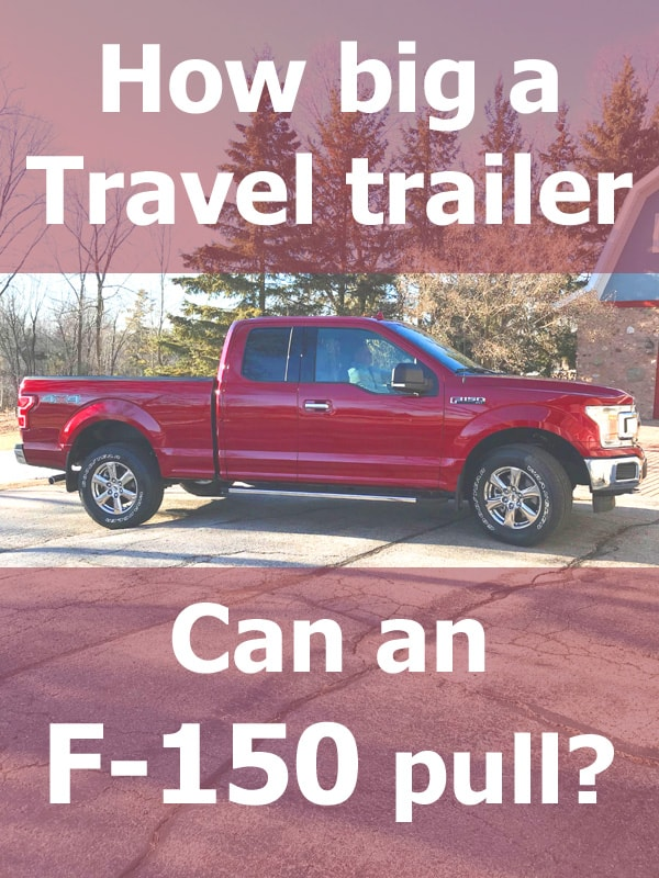 2014 Ford F 150 Stx Configurations : configurations, Travel, Trailer, F-150, Pull?, [Towing, Capacity]
