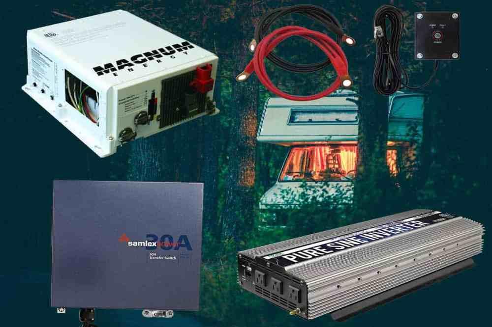 medium resolution of rv inverter 12v wiring guide