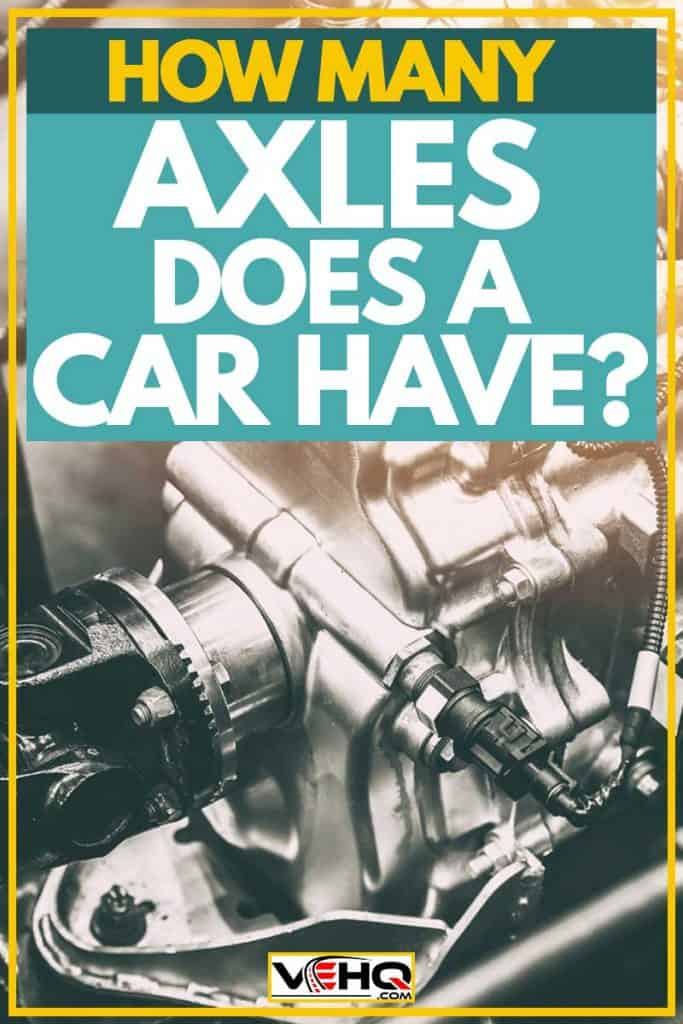 How Many Axles Does A Semi Truck Have : axles, truck, Axles, Have?