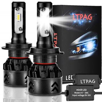 Come scegliere le migliori lampadine H7 a LED auto