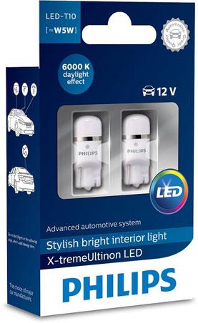 migliori Lampadine W5W LED per gli interni dell'auto