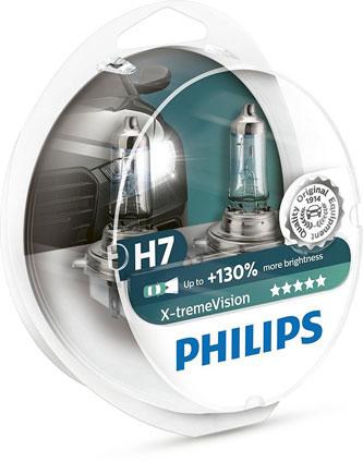 Recensione lampadina H7 Philips 12972XV+S2 X-treme Vision