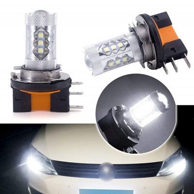 migliori lampadine auto H15 sul mercato