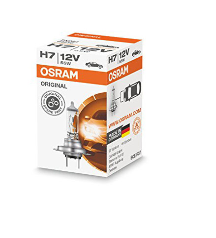 Migliori lampadine H7 alogene per Auto sul mercato