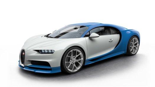 super carros Bugatti Chiron