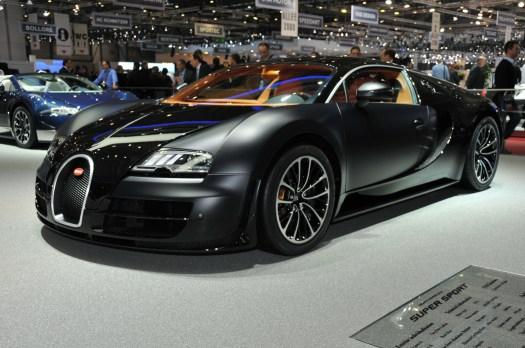 super carros Bugatti Veyron Super Sport