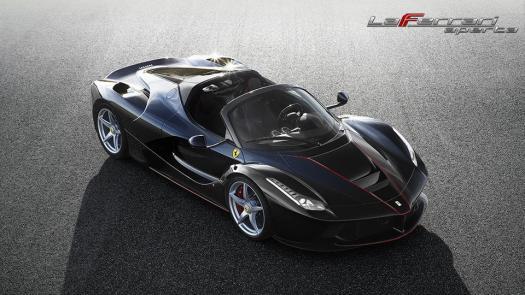 super carros La Ferrari Aperta