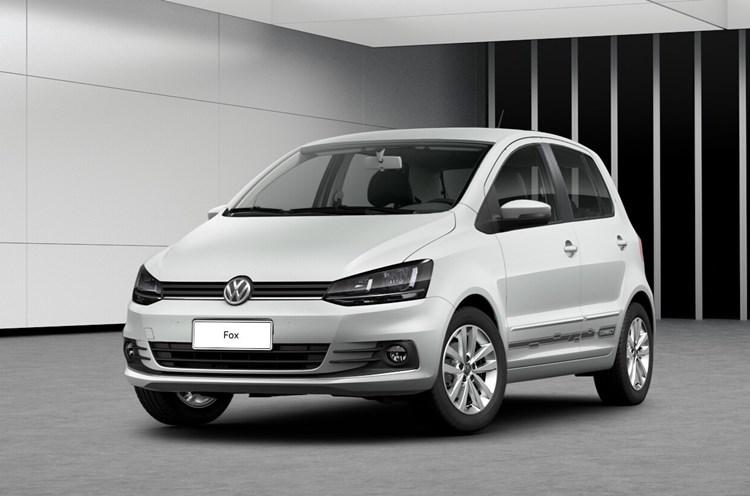 Novo Volkswagen Fox