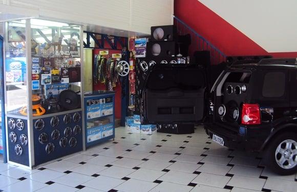 como montar uma loja de som automotivo
