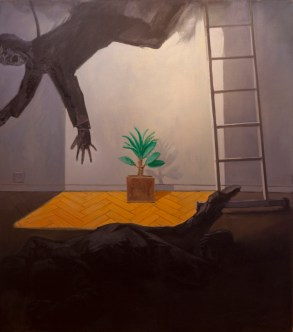 Rats-in-the-Attic-2013-2014-oil-on-linen-180x160cm
