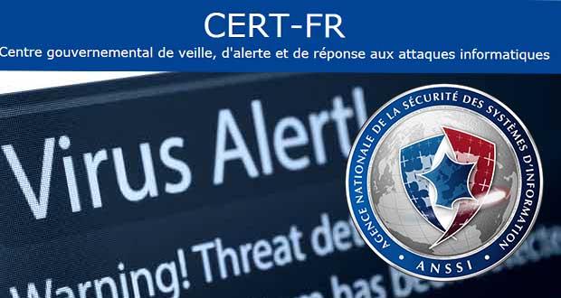 alertes securité