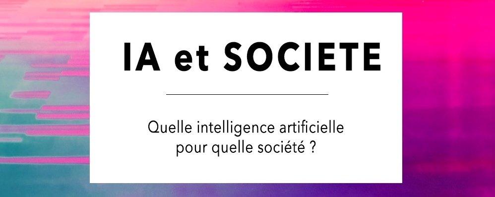 Participez à IA et SOCIETE, la conférence – viuz