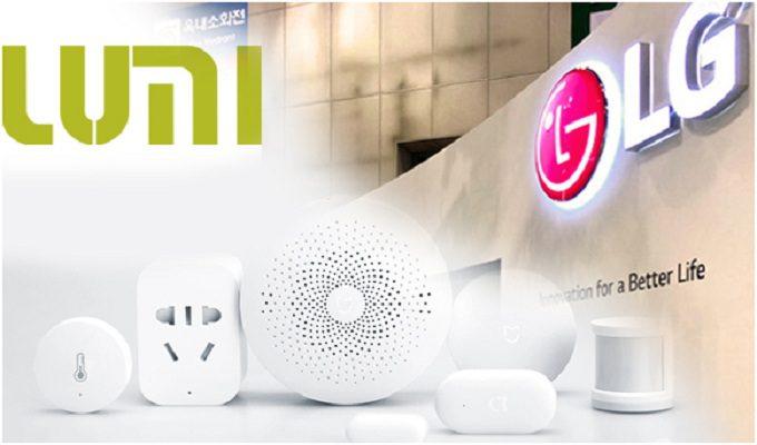 LG et LUMI s'associent pour offrir une solution d'IoT plus complète pour chaque maison – Tekiano
