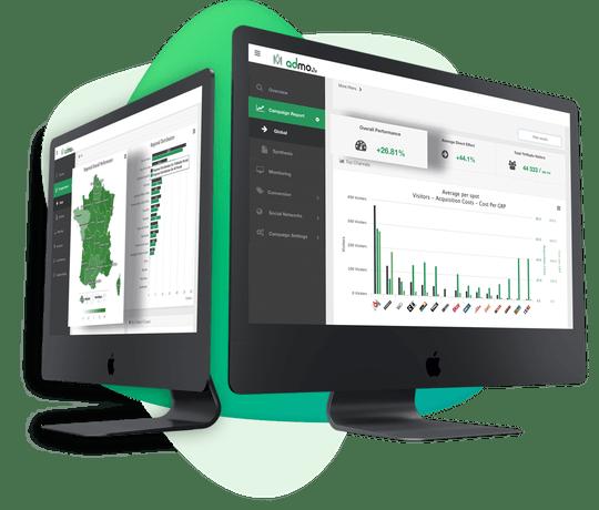 Admo.tv veut passer du drive to Web au drive to store – JDN