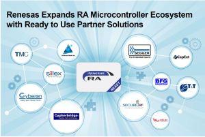 Renesas étend son écosystème de partenaires pour les microcontrôleurs – VIPress.net – VIPress.net