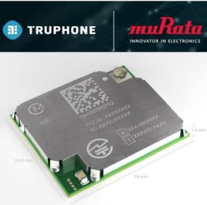 Connectivité IoT sur simple pression d'un bouton : Murata s'allie à Truphone – VIPress.net – VIPress.net