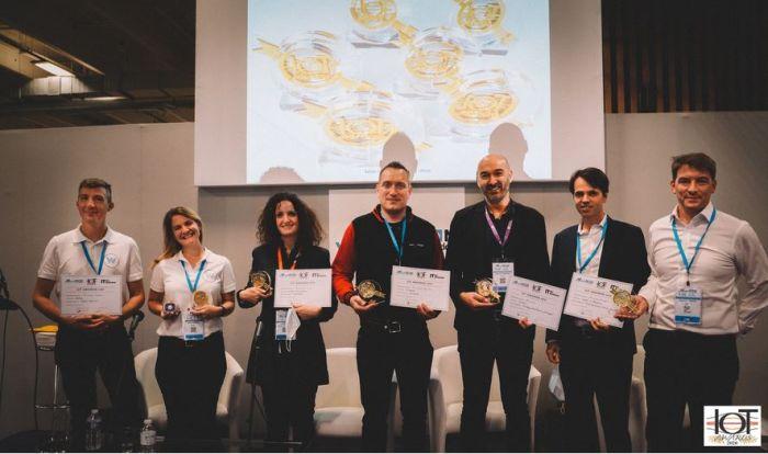 5 lauréats récompensés pour la 4e édition des IoT Awards lors du salon IoT World + MtoM – VIPress.net – VIPress.net
