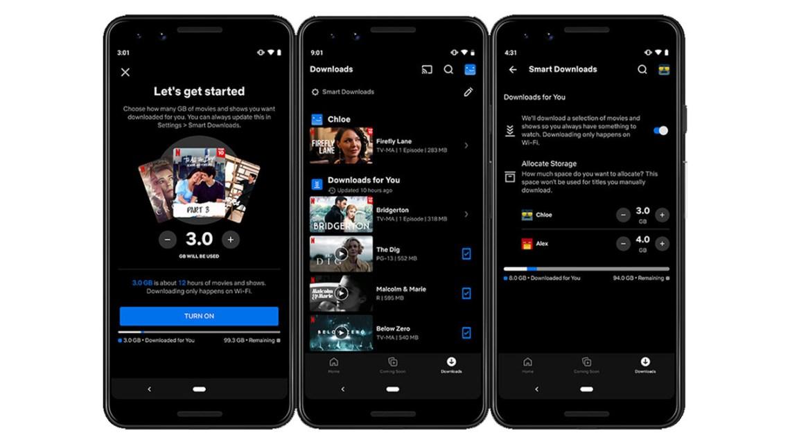 Netflix va utiliser une IA pour télécharger des séries qui devraient vous plaire sur votre smartphone – 01net.com