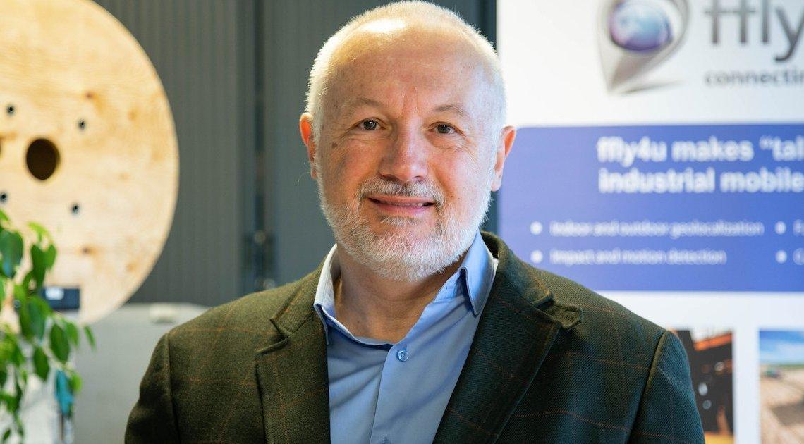 Objets connectés. Ffly4u profite de la révolution de l'IoT industriel – ToulÉco – Touléco : Actu eco Toulouse