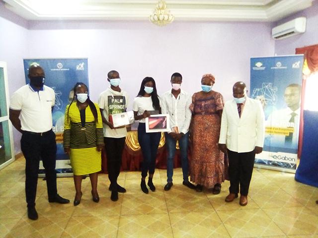 Projet eGabon à Port-Gentil : des outils pour les startups gagnantes | Gabonreview.com | Actualité du Gabon | – gabonreview.com
