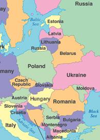 L'Europe de l'Est rattrapée par le Covid-19 | Les Echos